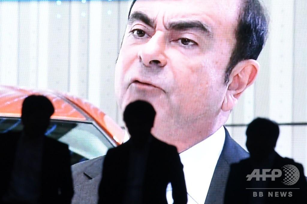 ゴーン容疑者、仏国内で不正の証拠なしと仏政府 ルノーは20日に取締役会