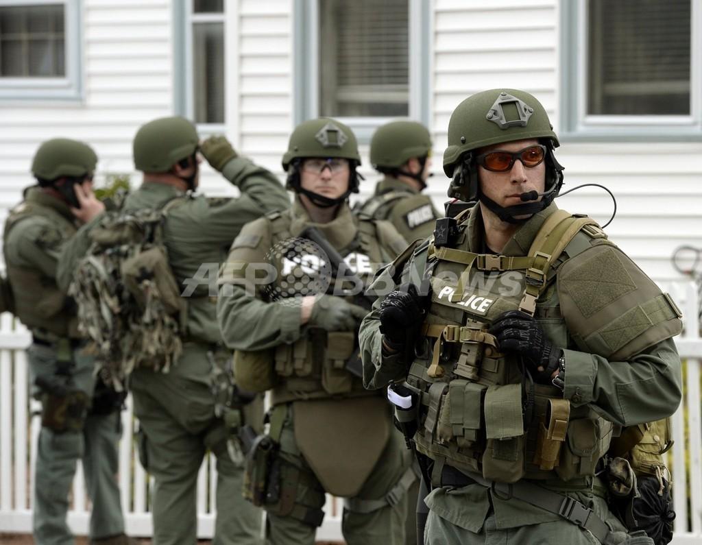 戦場と化したボストン、恐怖の一夜 住民「映画かと…」