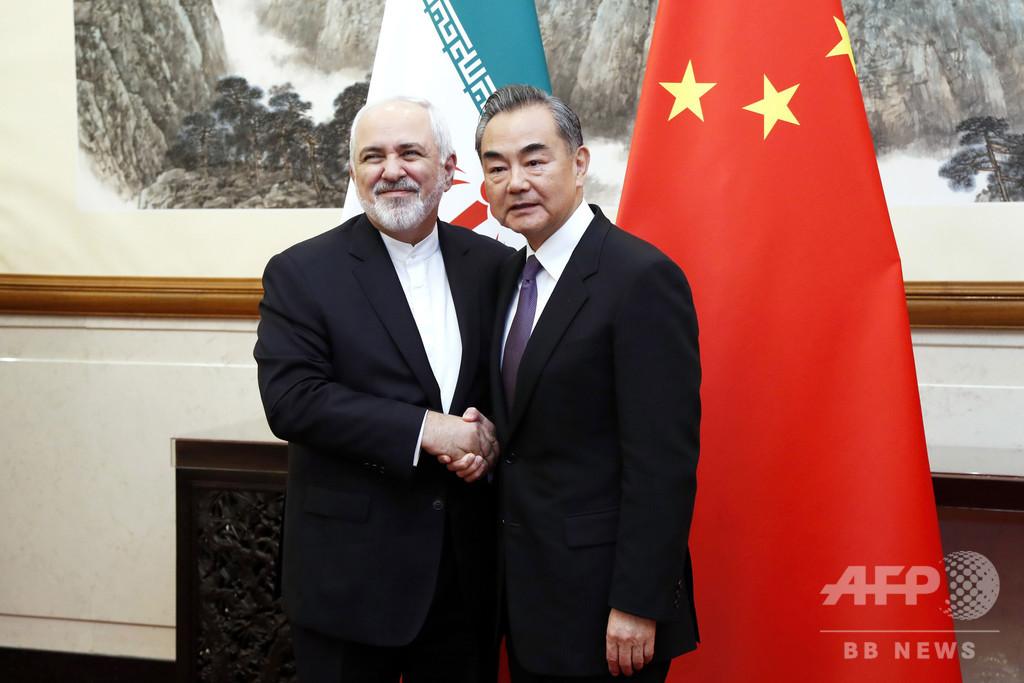 外交「三国志」? 米国の圧力で中国とイランが接近