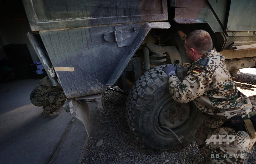 独オランダ軍、イラクでの現地兵士の訓練中止へ 米イラン対立受け