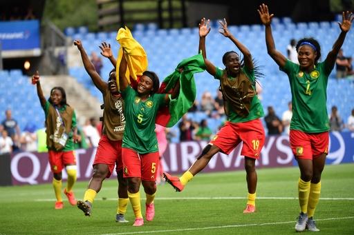 【写真特集】女子サッカーW杯フランス大会、第3節