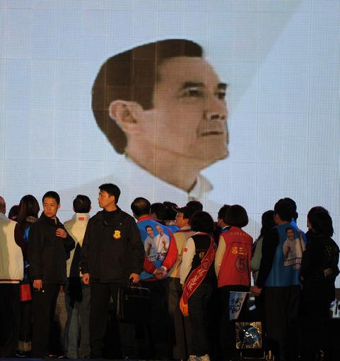 台湾総統選、有権者は対中問題に無関心 馬総統に逆風か