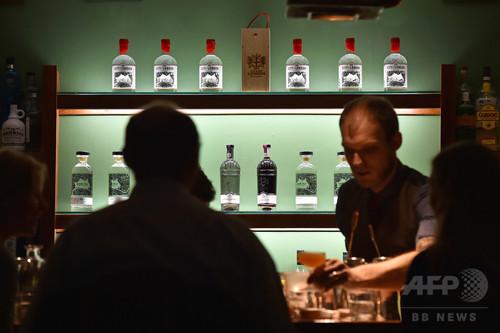 蒸留酒ジンに史上2度目のブーム到来、英ロンドン