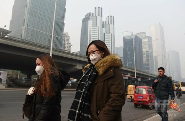 北京「赤色警報」3日目、2100の工場で生産中止や削減