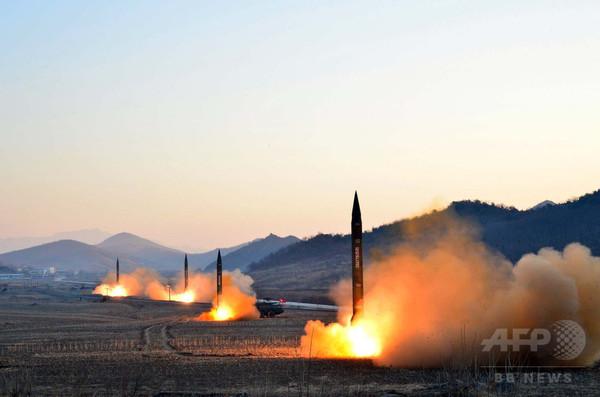 国連安保理、北朝鮮のミサイル発射を強く非難 追加制裁へ