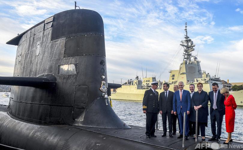 潜水艦契約、仏に「数か月前から」懸念伝達 豪主張