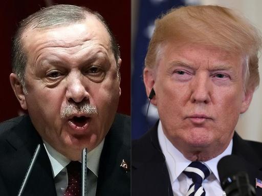 クルド攻撃なら「トルコ経済破滅」 トランプ氏、米軍撤収めぐり警告