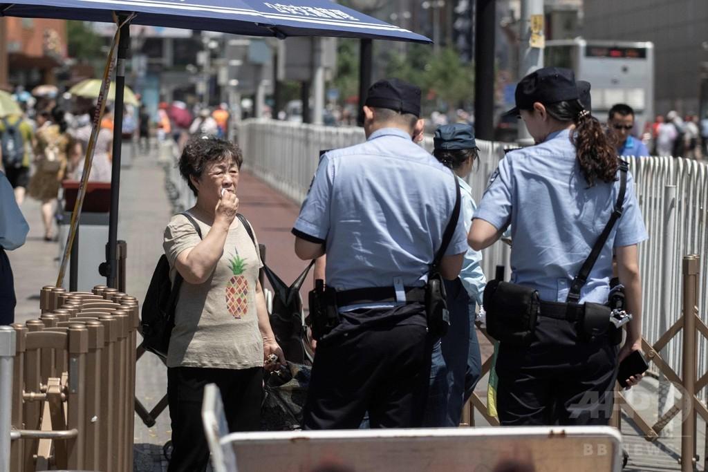 天安門事件から29年 米国は死者数公表を要求、中国は猛反発
