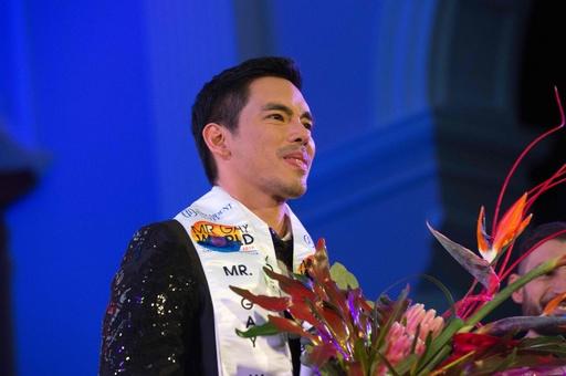 「ミスター・ゲイ・ワールド」、優勝はフィリピン代表 南ア