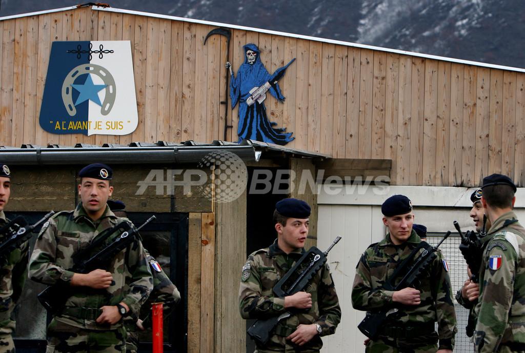 NATO、コソボ国際治安部隊の規模...