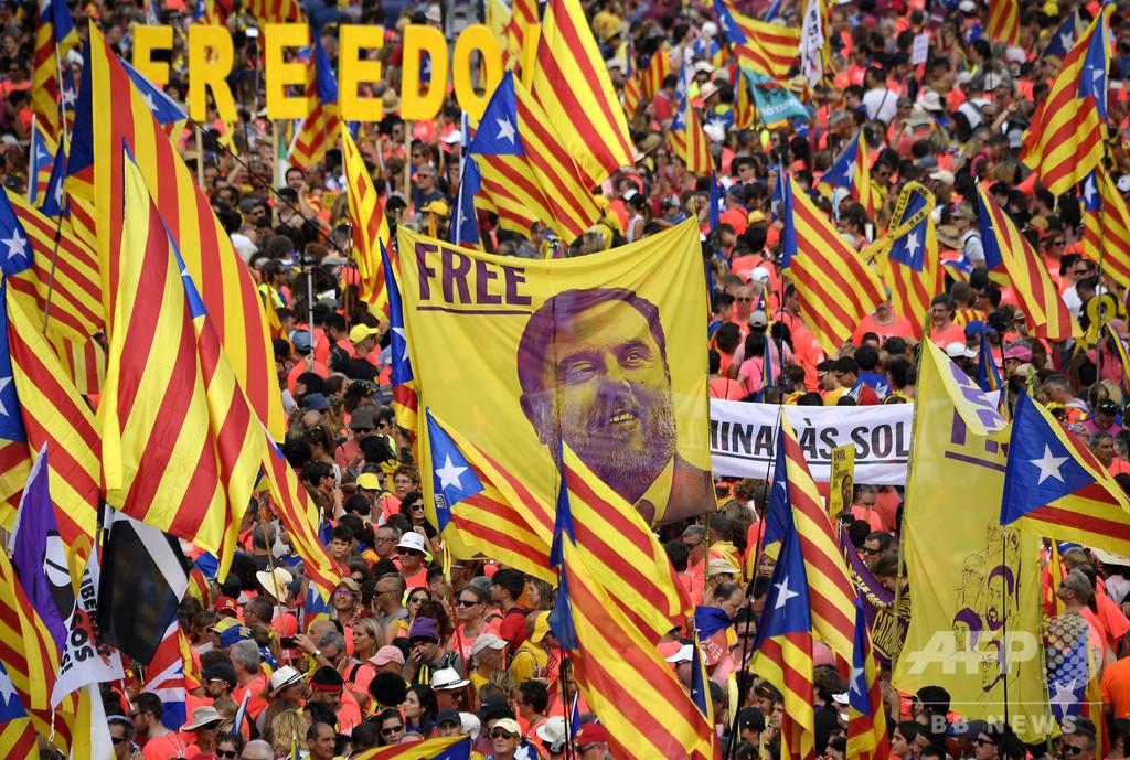 スペイン最高裁、カタルーニャ元指導者18人に出廷命令