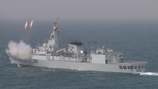 動画:パキスタン沖で多国間海上共同訓練「AMAN-19」、約45か国が参加