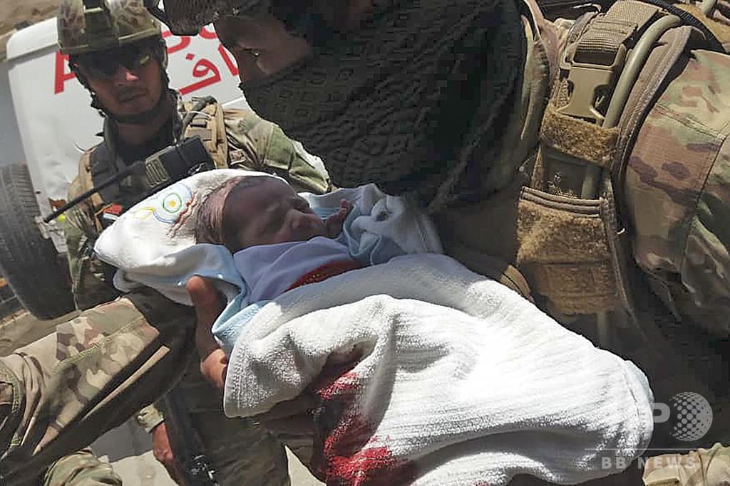 アフガン産科襲撃は「産婦ら殺すため」 国境なき医師団が非難