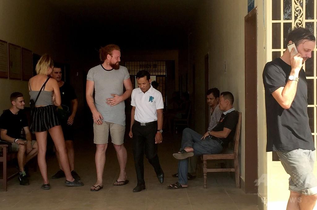 「ポルノのように踊った」容疑で外国人ら逮捕 カンボジア当局
