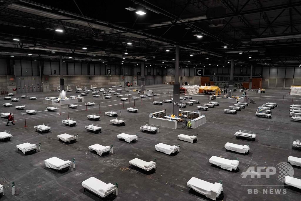 スペイン、新型コロナの死者数が2000人超に 感染者は3万3089人