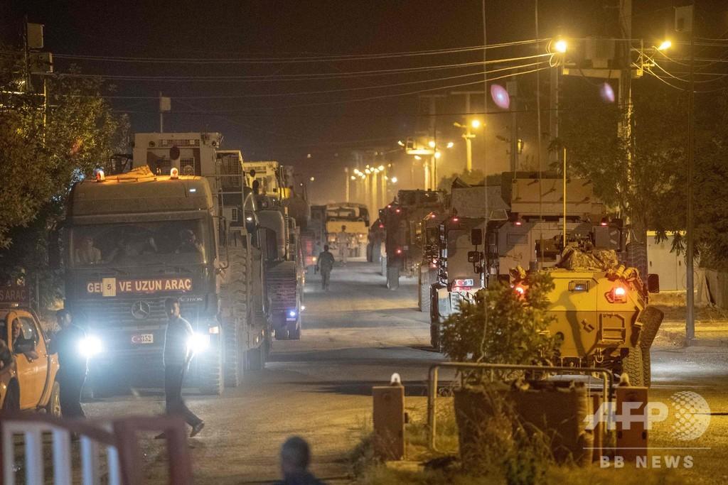 トランプ氏「クルド人見捨てず」 対トルコで立場錯綜