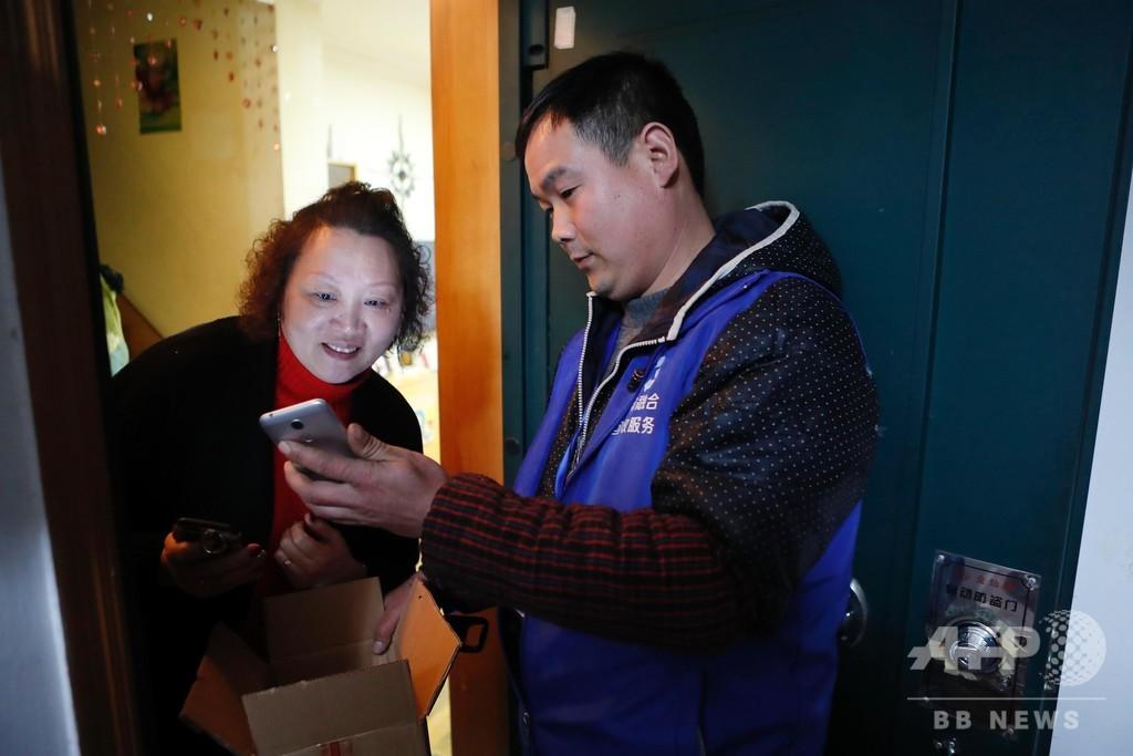 上海のごみ分類義務化で新事業 ネット予約・訪問回収で月収16万円超も
