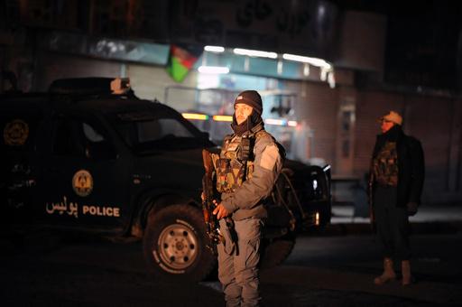 アフガン爆弾攻撃、UAE外交官5人死亡 死者57人に