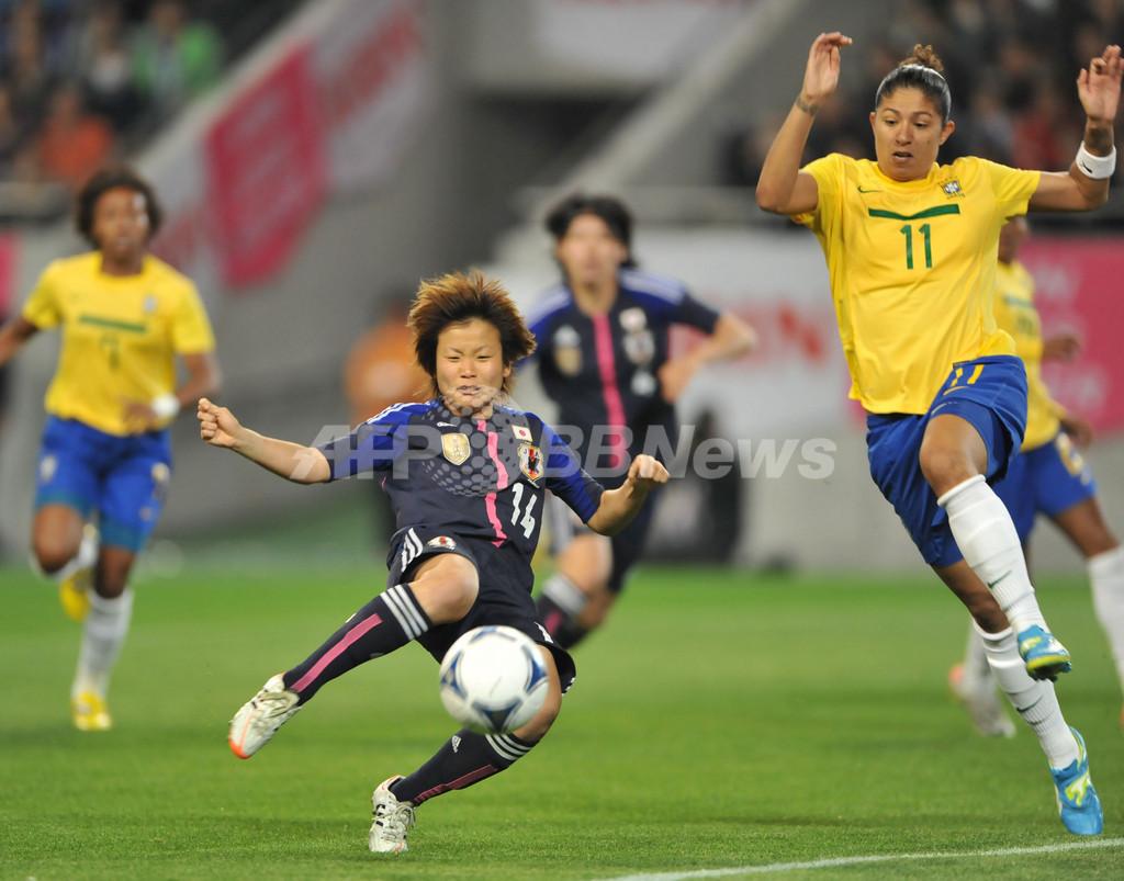 なでしこジャパン、ブラジルを破り優勝 キリンチャレンジカップ