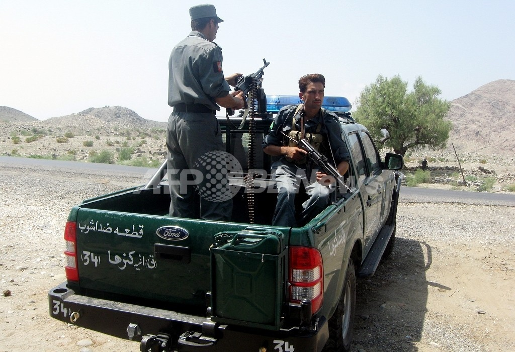 アフガニスタンで誘拐された伊藤さんの遺体発見 NGO関係者ら確認