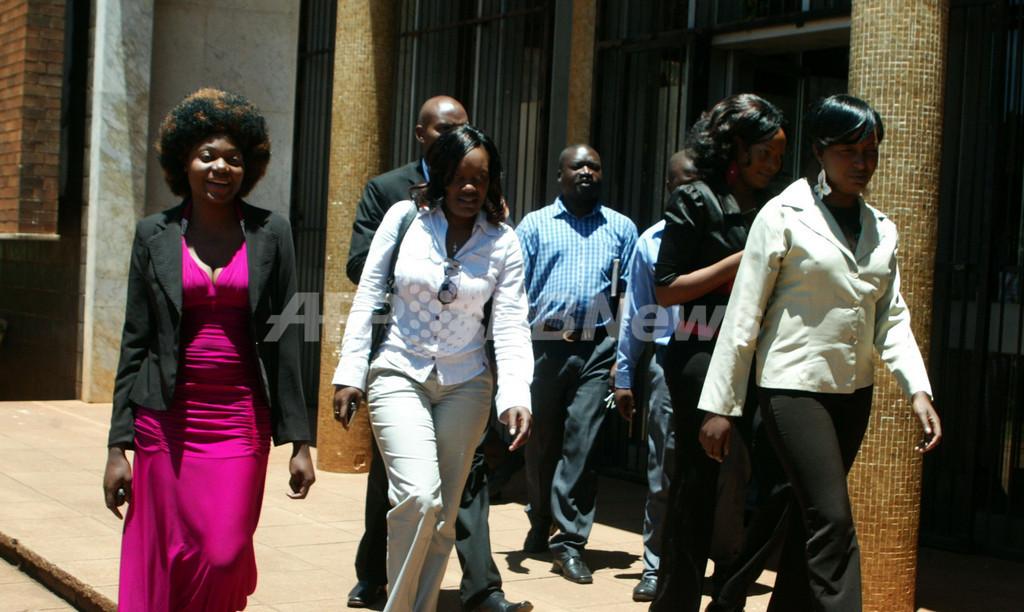 「精子ハンター」、男性ヒッチハイカーを狙う女性たち  ジンバブエ