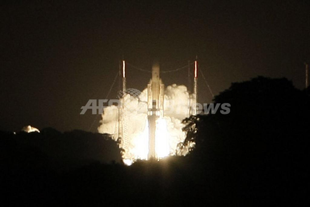 アフリカ初の通信衛星と「Horizons 2」、打ち上げ成功