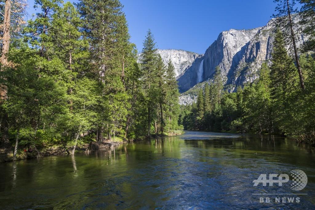 旅行好きインド人カップル、米国立公園で死亡 自撮りしようとして転落か