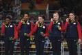 体操女子の米代表、表彰式での「国歌無視」を謝罪