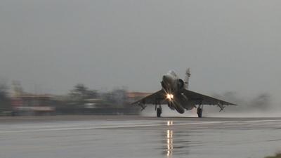 動画:台湾空軍、恒例の訓練を公開 新竹空軍基地