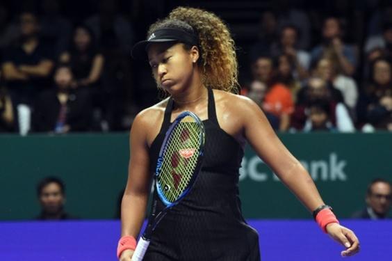 大坂は黒星スタート、WTAファイナルズは下位シード全勝の幕開け