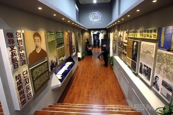 ハルビンに安重根記念館が開館、日本は抗議