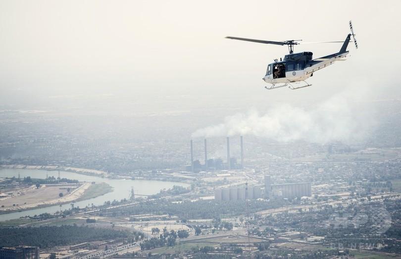 米軍、バグダッド周辺で初めてイスラム国を空爆