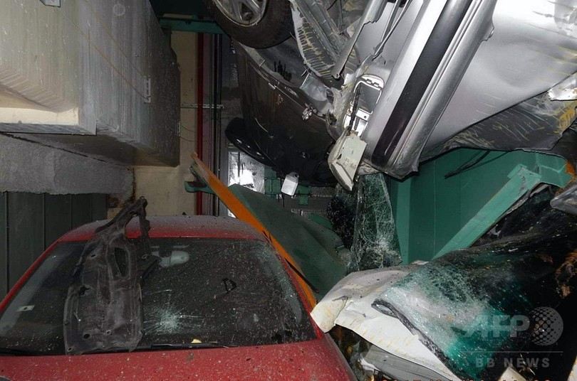 台湾沖でM6.6の地震、火災で1人死亡