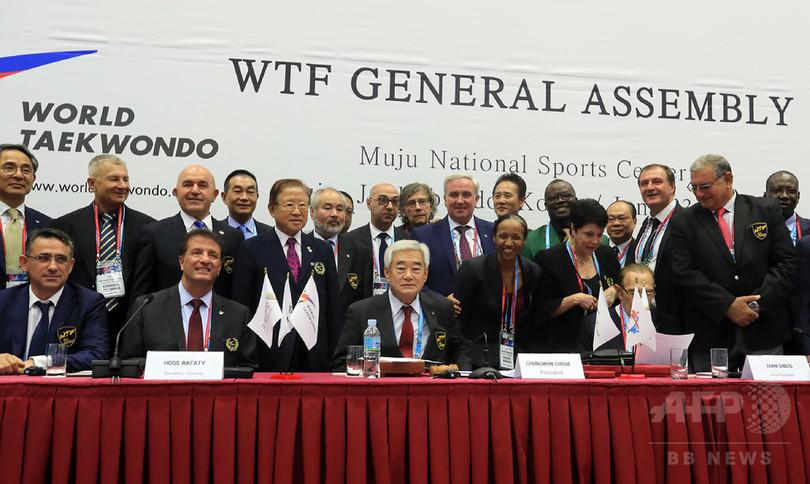 世界テコンドー連盟が改称、ネットで略称に「マイナスイメージ」