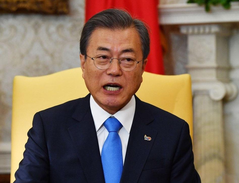 韓国の文大統領、4度目の南北首脳会談に意欲示す