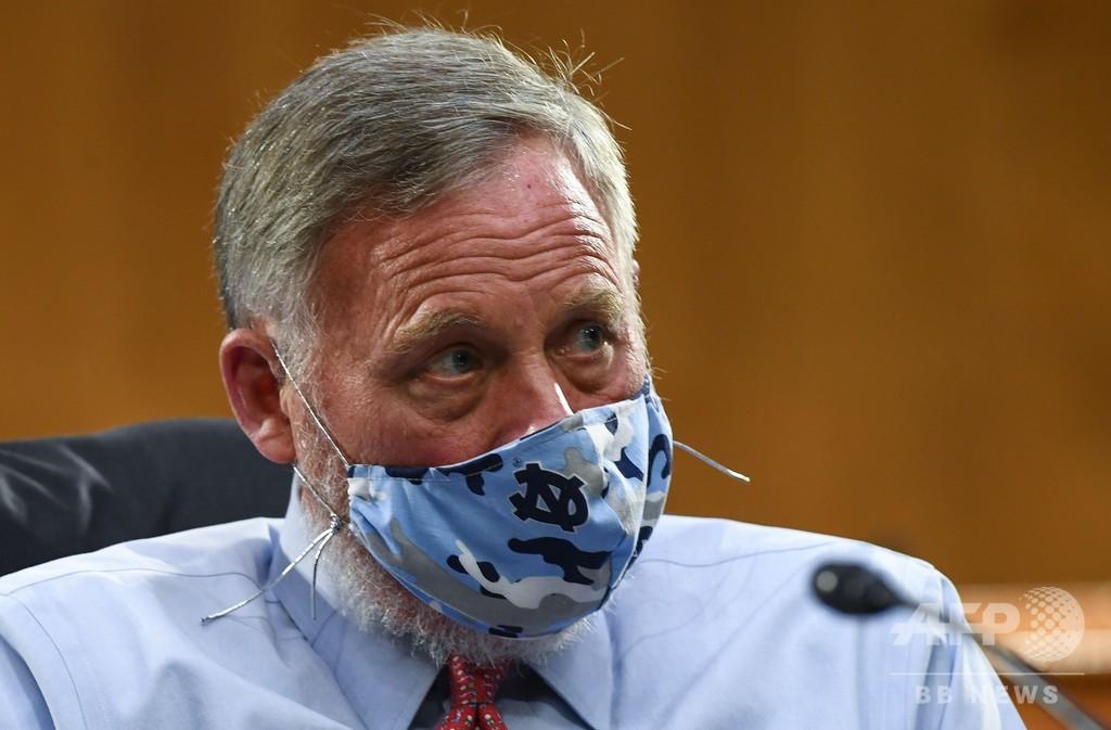 米上院情報委員長が辞任 コロナ関連インサイダー取引の疑い