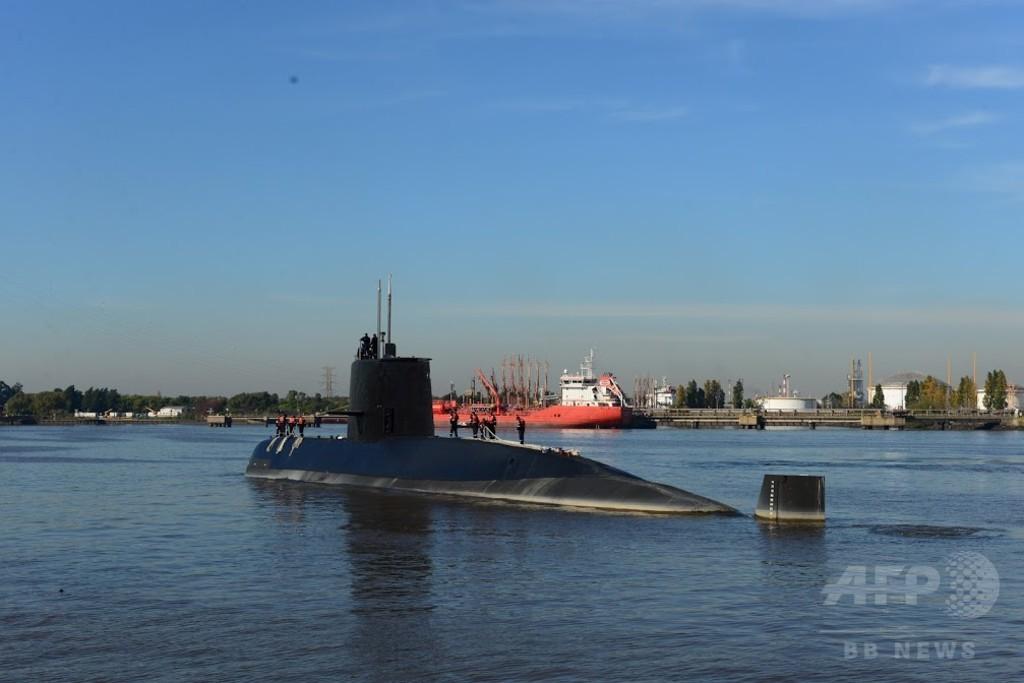 アルゼンチン潜水艦不明、探知した水中音は無関係 捜索続く