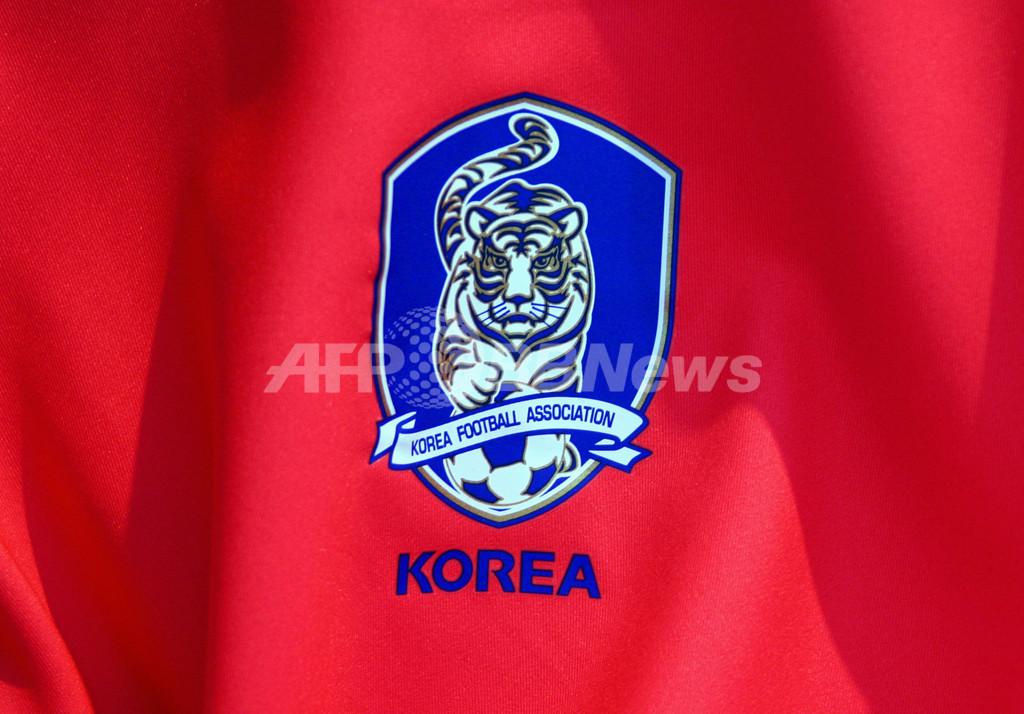 韓国サッカー協会、横断幕掲示は「日本が原因」