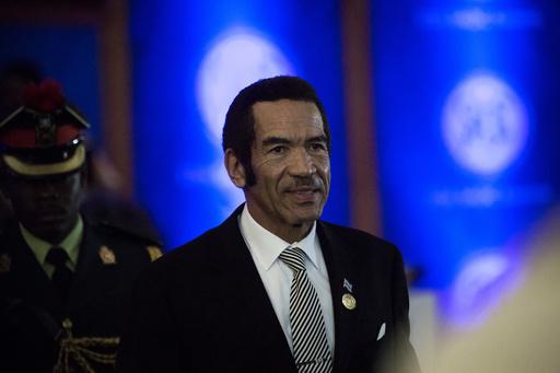 「米国がゾウの密猟を助長」 ボツワナ大統領が非難