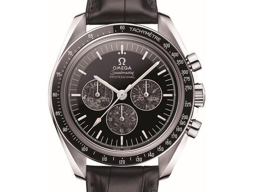 「22世紀に遺したい時計」柴田 充が推す1本/オメガ スピードマスター ムーンウォッチ 321 プラチナ