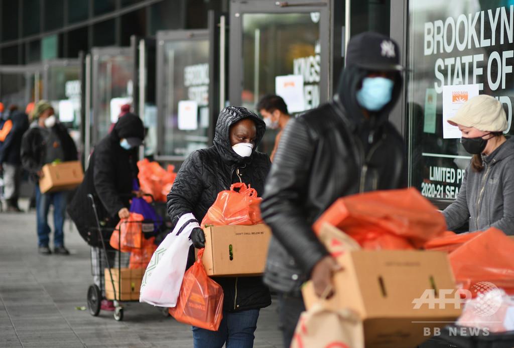 世界の新型コロナ感染者、300万人超に 8割近くは欧米で確認