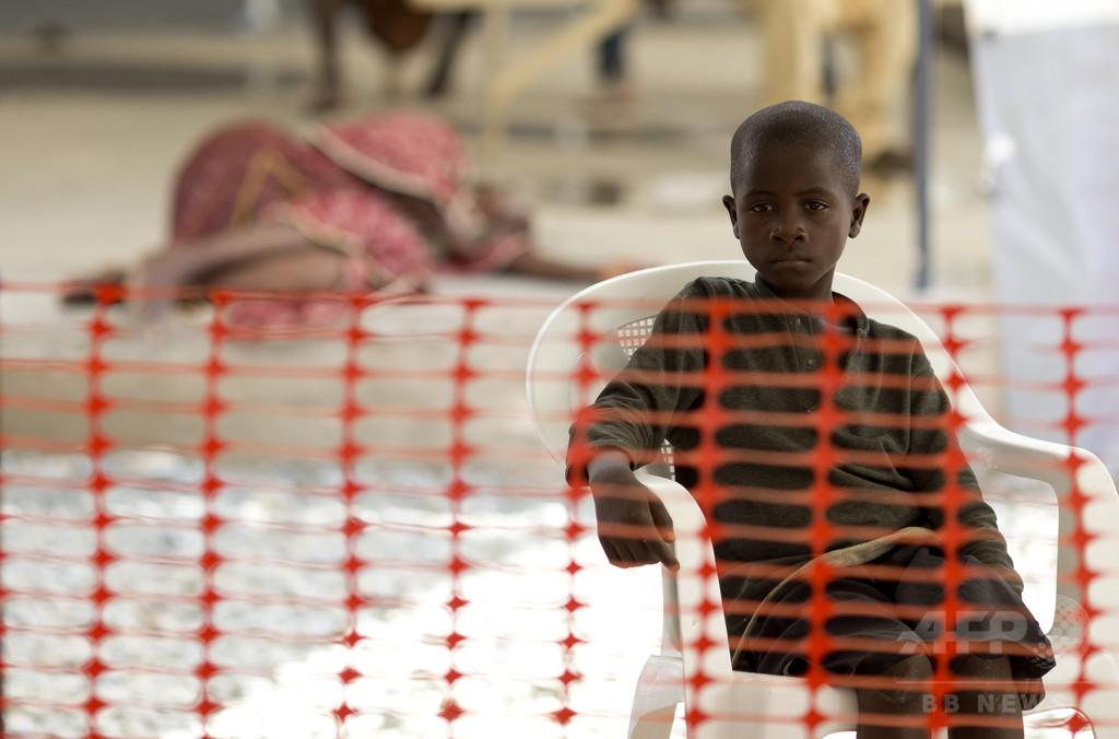「エボラ対応の過ちを教訓にすべき」WHO局長