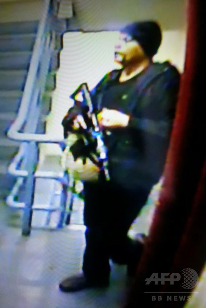 比マニラのカジノ襲撃、容疑者は「借金抱えた男」と断定 警察