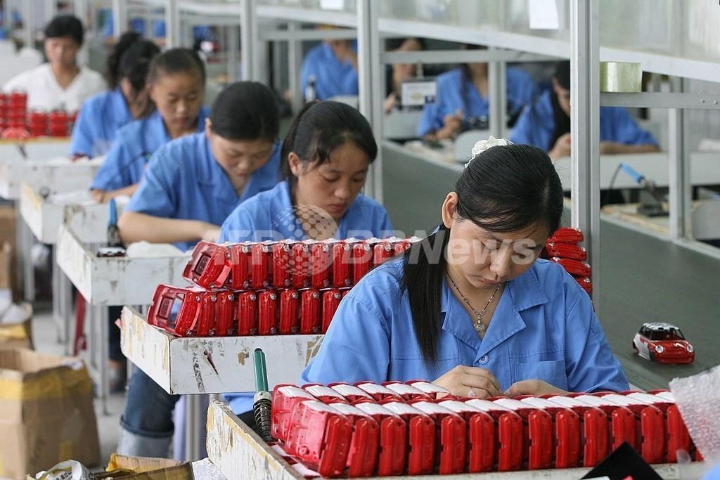 「安い中国製品の時代」は終わる?変化する中国の労働事情