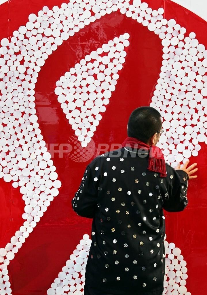 世界的なエイズ流行は「安定した状態」、感染者数は増加