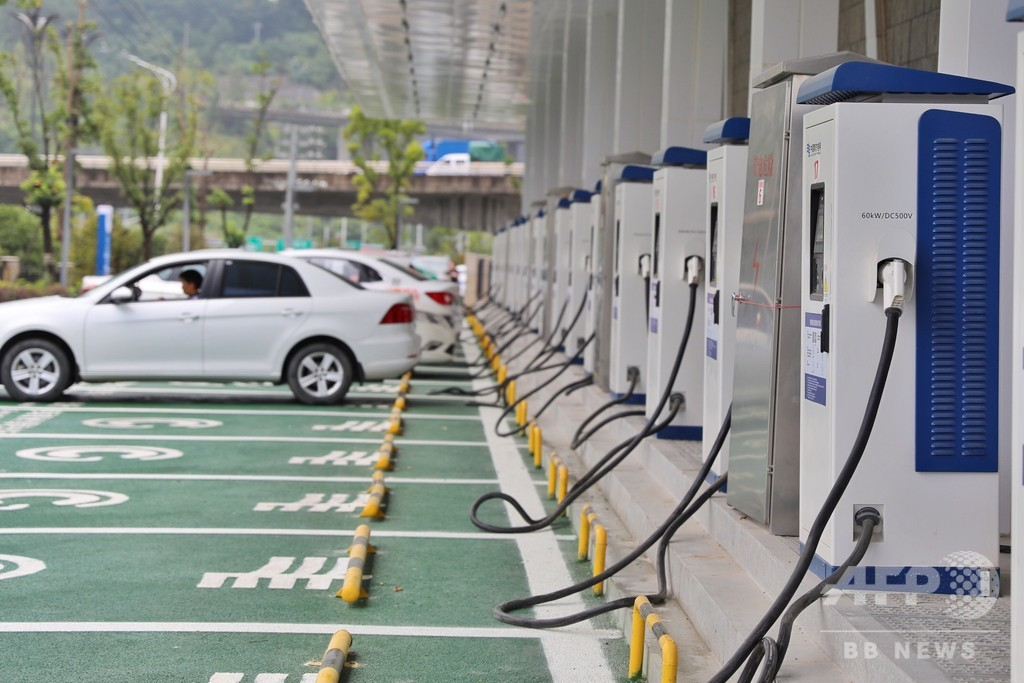 アモイ初の農村EV充電スタンドが運営開始