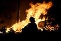 米加州の山火事、ラスベガス超える面積焼きいまだ延焼続く