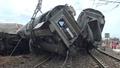 動画:モロッコで列車脱線、6人死亡 70人超負傷