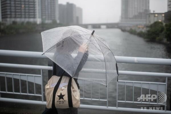 台風12号、西日本豪雨の被災地へ 早めの避難呼び掛け
