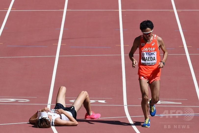 19歳ゲブレスラシエが男子マラソン制す、第15回世界陸上